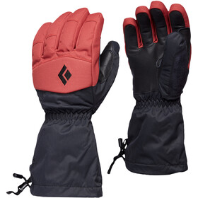 Black Diamond Recon Gloves, red oxide